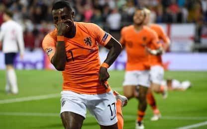 Olanda, rimonta e finale: Inghilterra battuta 3-1