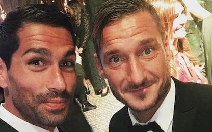 """Borriello: """"Totti ha un'offerta dall'Inghilterra"""""""