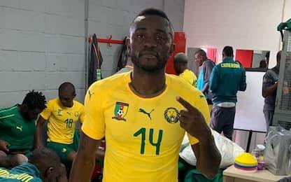 Anomalia cardiaca per Tagueu: addio Coppa d'Africa