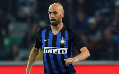 Fiorentina-Inter, nuovo incontro per Borja Valero