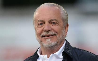 Napoli, il presidente Aurelio De Laurentiis guarito dal Covid-19
