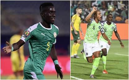 Senegal e Nigeria in festa, sono in semifinale