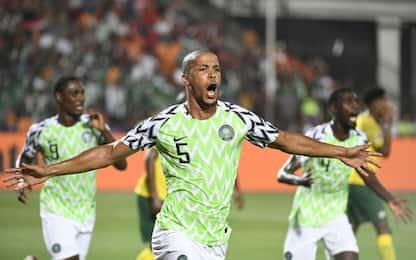 Nigeria, 50.000 dollari per ogni gol in semifinale