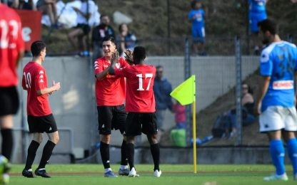Vokic all'89', Napoli ko: vince il Benevento 2-1