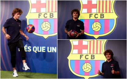 "Griezmann: ""A Barcellona per vincere tutto"". VIDEO"