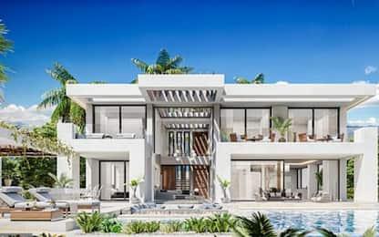 CR7, l'impero cresce: super villa a Marbella. FOTO