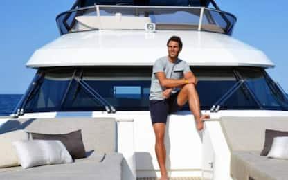 Nadal, in arrivo un nuovo yacht di lusso: le FOTO