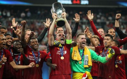 Supercoppa al Liverpool: Chelsea ko ai rigori