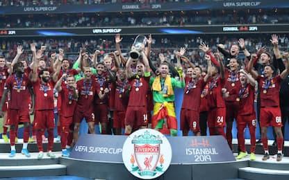 Liverpool, altro show a Istanbul: FOTO della festa