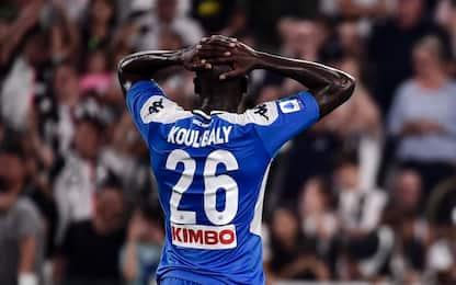 """Koulibaly: """"Autogol fa male, ma devo accettarlo"""""""