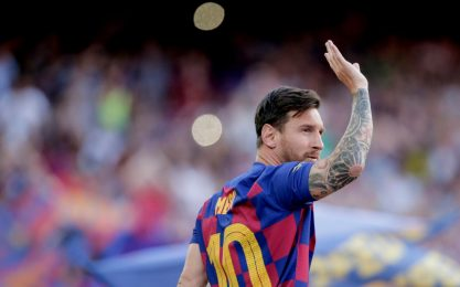 Da Messi a CR7, i migliori attaccanti di Fifa 20