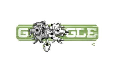 Google dedica il doodle ai Mondiali di rugby