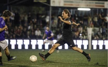 Prodezze e assist: è Totti show al debutto. FOTO