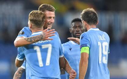 La Lazio vince in rimonta: Rennes battuto 2-1