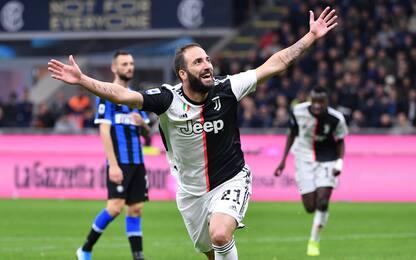La Juve vince a San Siro e sorpassa l'Inter