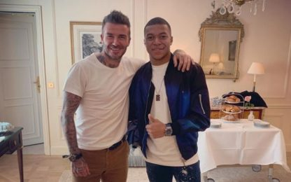 Beckham fa il procuratore: Mbappé primo obiettivo