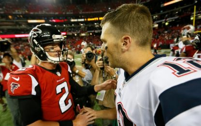 Super Bowl, Atlanta e New England all'ultimo atto