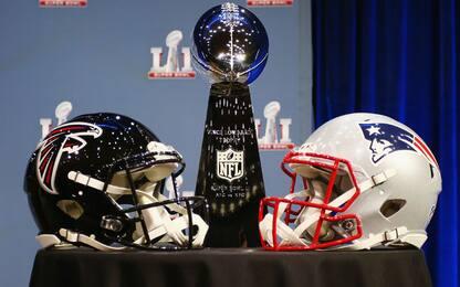 Falcons & Patriots, tempesta (politica) perfetta