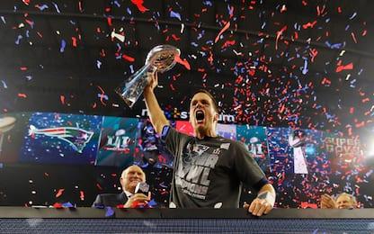 Super Bowl: folli Patriots, rimonta e trionfo