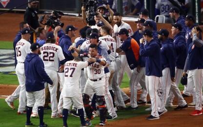 World Series: sarà una finale mostruosa