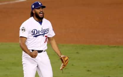 World Series: Astros e Dodgers vanno a gara-7