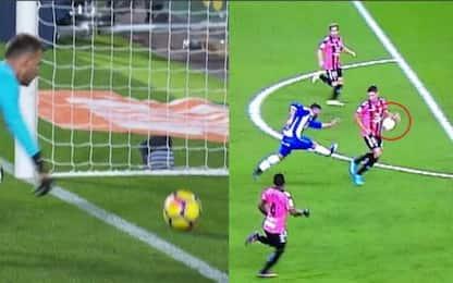 Negò gol a Messi, altro clamoroso errore in Coppa