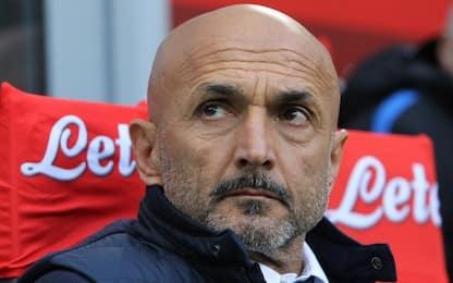 """Spalletti: """"Juve-Inter non sarà sfida-Scudetto"""""""