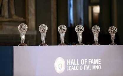 Figc, Del Piero e Conti nella 'Hall of fame'