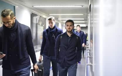 Olympiacos-Juve: Pjanic out, c'è Cuadrado