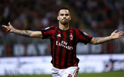 """Il Milan: """"Suso non si vende, nemmeno per 80 mln"""""""