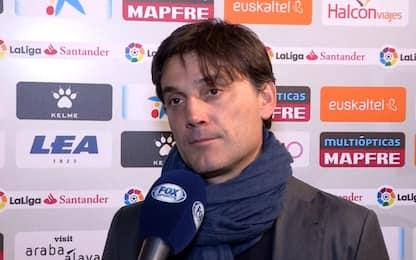 """Montella replica a Maradona: """"Non sa come alleno"""""""