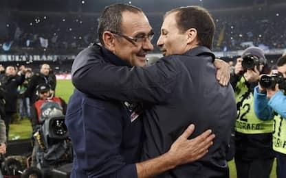 Juventus-Napoli, tutto quello che c'è da sapere