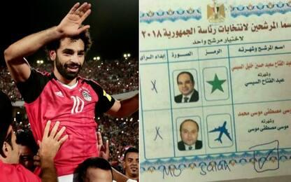 Salah, 1 milione di voti alle elezioni egiziane!