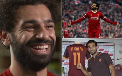"""Salah: """"Che emozione affrontare la Roma"""""""