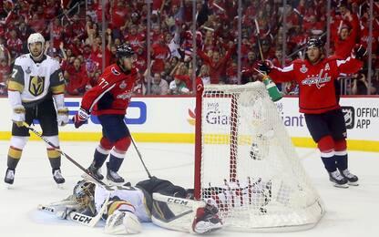Stanley Cup, Capitals micidiali: 3-1 nella serie