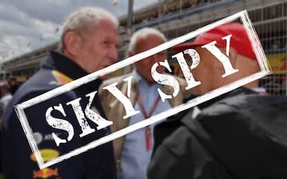 Sky Spy: da voglia di scommettere al rischio zero