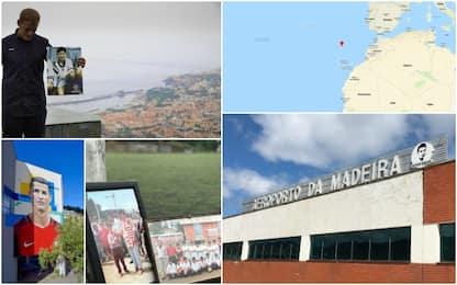 Viaggio a Madeira, l'isola dove è nato Ronaldo