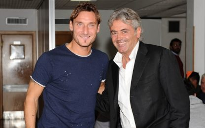 Baldini si dimette per 'colpa' del libro di Totti?