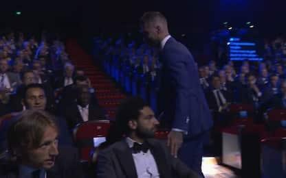 Ramos, buffetto a Salah. Ma Momo non gradisce