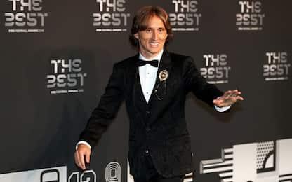 Fifa Best Player, il migliore è Luka Modric