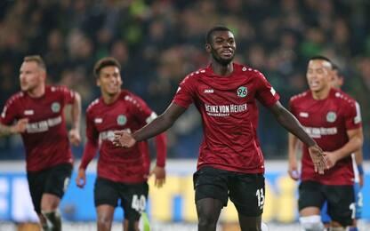 L'Hannover si rialza, battuto 2-1 il Wolfsburg