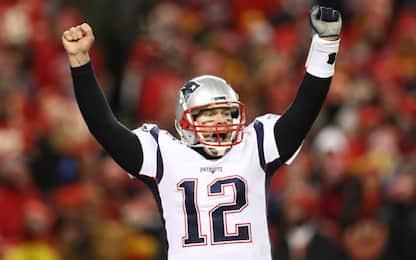 Super Bowl, la sfida sarà tra Patriots e Rams