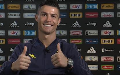 """CR7: """"Atletico? Ci crediamo, sarà notte speciale"""""""