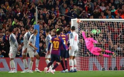 Messi raggiunge CR7, 600 gol in carriera