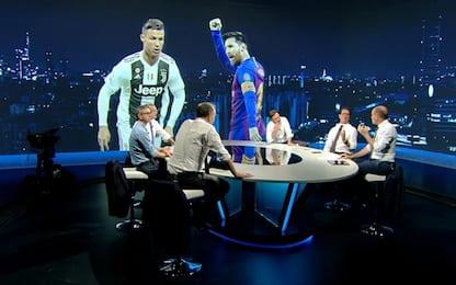 CR7 o Messi? Il Club sceglie il più forte. VOTA