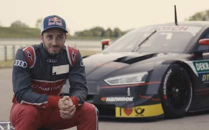 Dovizioso correrà a Misano nel DTM con un'Audi RS5