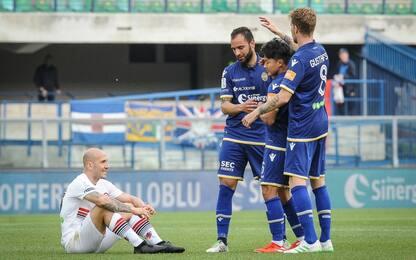Verona ai playoff, Foggia in C: i verdetti della B
