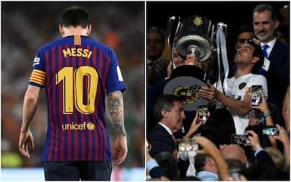 Messi non basta, la Coppa del Re è del Valencia