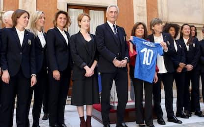 """Gravina: """"Donne professioniste da Luglio 2020"""""""