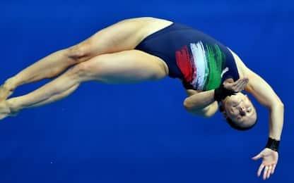Noemi Batki in finale dai 10 mt, è pass olimpico